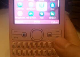 Leak: Nokia Asha 205 (With Dedicated Facebook Button) & 206?