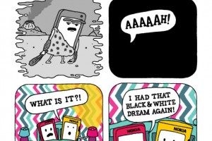 Switch Comics: The Color of Dreams
