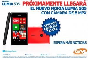 Nokia Lumia 505 leaked?