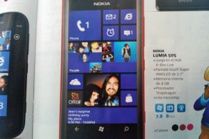 Nokia Lumia 505 makes another pre-announcement appearance in a catalogue