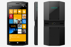 My Dream Nokia #77: Nokia Lumia Play, Xbox Phone WP8 Concept