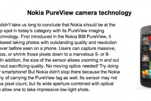 Nokia PureView wins Best Innovation category for Phone Arena #Nokia808PureView #NokiaLumia920