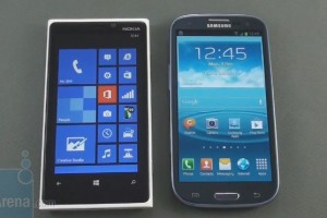 Versus videos galore: Nokia Lumia 920 vs Nokia Lumia 822 vs Samsung Galaxy SIII vs iPhone 5
