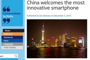 China Mobile (Over 700 Million Subscribers) Welcomes Nokia Lumia 920T &#8211; the most innovative smartphone