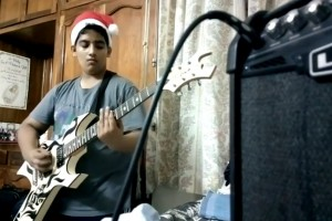 Videos: Electric Guitar covers recorded on Nokia 808 PureView  #RichRecording