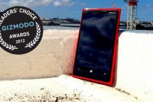 Nokia Lumia 920 awarded Reader&#8217;s Choice Mobile of the Year 2012