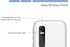 My Dream Nokia #80: Slider-Tilt QWERTY Aluminium Nokia Lumia Concept