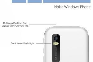 My Dream Nokia #80: Slider-Tilt QWERTY Aluminium Nokia Lumia Concept