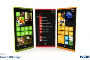My Dream Nokia #81: Nokia Lumia 1080 WP8 Concept