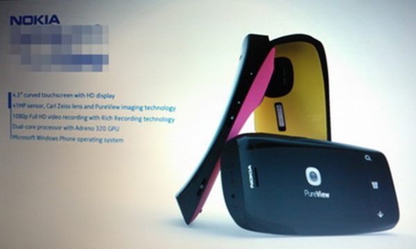 More speculation: 'dsmobile' indicates Nokia Lumia camera (EOS?) to be better than 808. Catwalk cam better than iPhone 5
