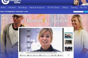 The Gadget Show UK Reviews the Nokia 808 PureView
