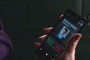"Nokia Lumia 920 stars in hit show ""Arrow"""