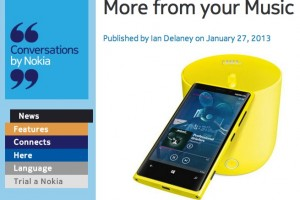 Nokia Music + : enhanced 3.99 music subscription service