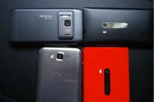 AAS: Nokia N8 vs Lumia 920 PR1.1 vs Ativ S vs Nokia N9