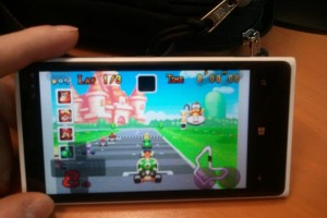 Gameboy Advance Emulator Coming to Lumia soon (teaser pic on Nokia Lumia 920)