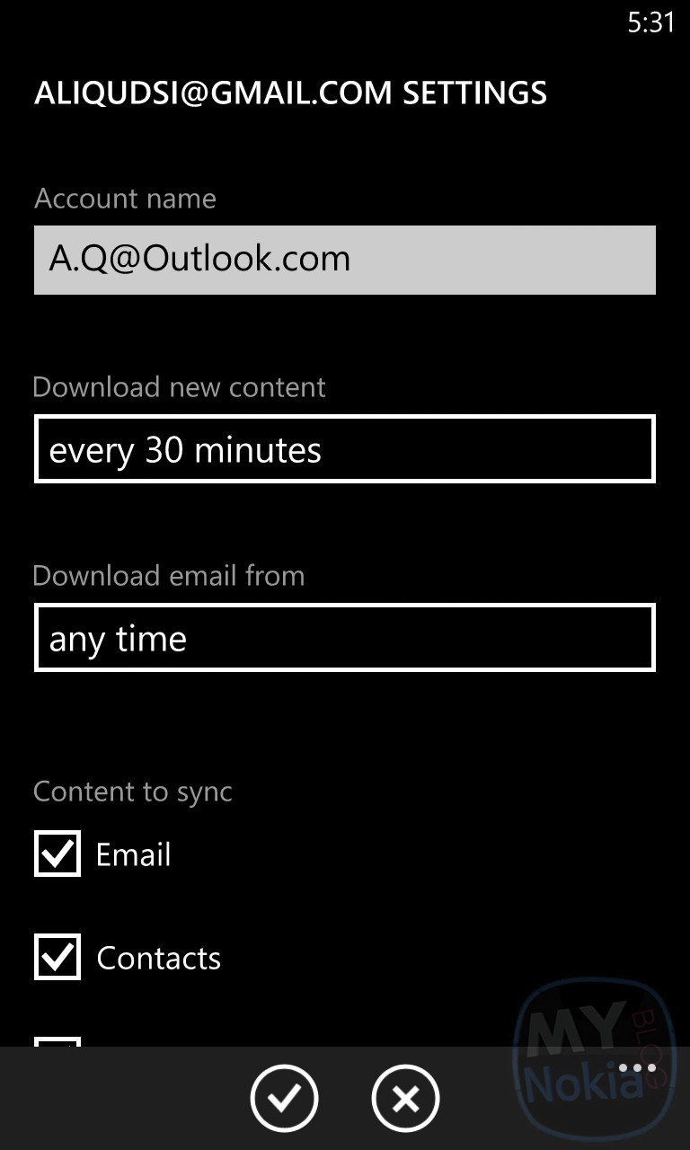Move Gmail Contacts To Windows Phone