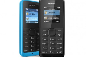 Nokia Announce Nokia 105 at #MWC13