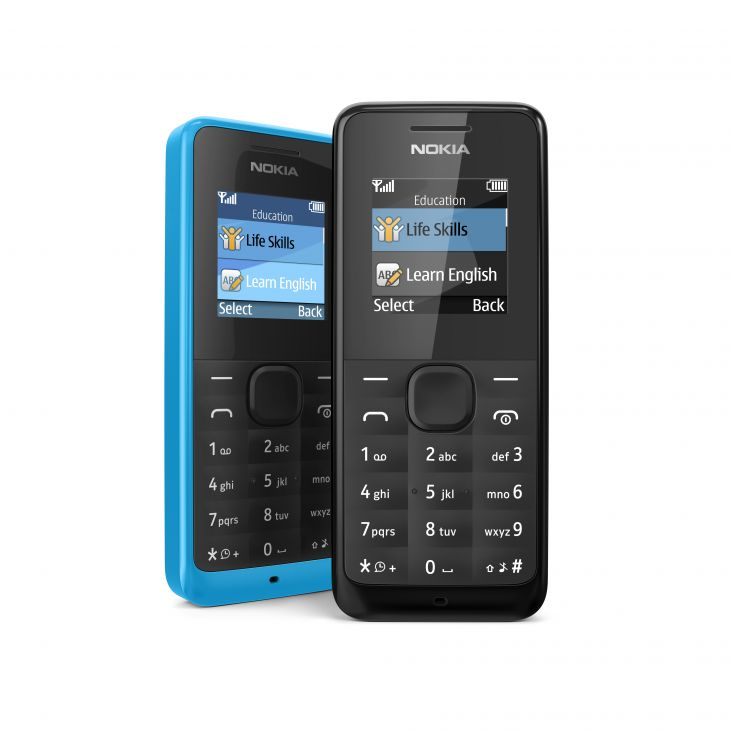 Video: Hands On With The Super Affordable Nokia 105