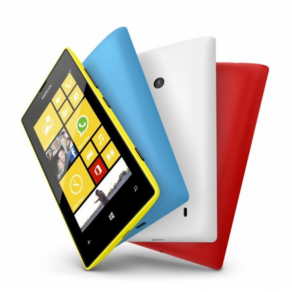 Nokia Lumia 520 receives pricing in Australia; $179 (Telstra) or $229 (Unlocked)