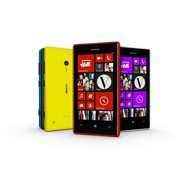 Nokia Lumia 720 arrives in Australia from April 4
