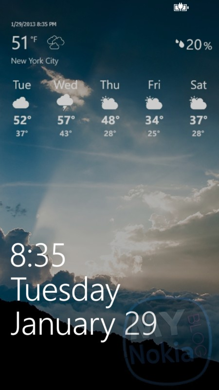 weather app for windows 7