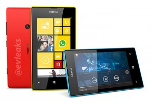 @evleaks Shows off Lumia 520 and 720 Press Shots