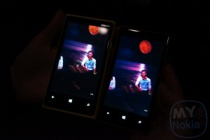 Video: Low Light Comparison- Lumia 720 vs. 920 vs BB Z10- Amazing Results by the 720 #MWC13