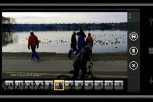 Video: Blink demo  – Burst Lens for Nokia Lumia WP8