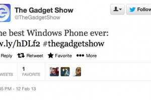 The Gadget Show: The Best Windows Phone ever is…