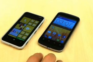 Weekend Watch: Nokia Lumia 620 vs ZTE Blade 3