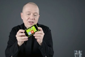 The Compact Nokia Lumia 620 — Marko Ahtisaari, Nokia Design Team