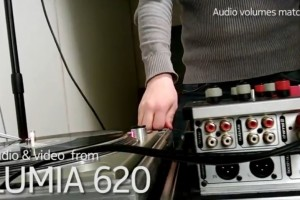 Video: Audio Comparison – Nokia Lumia 620 against competitors