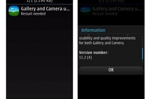 AAS: Gallery and Camera update hits the Nokia 808 and other Belle FP2 smartphones