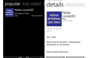 Nokia Locate3D and other unreleased apps spotted on Nokia App Highlights