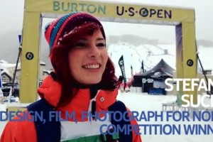 Video: Burton US Open. Nokia Rookie Award – Nokia Social Compeititon Winners