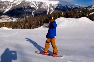 Guess the Move and win a Burton Snowboard and Nokia Lumia #LumiaSickAir @NokiaUS