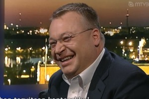 Stephen Elop – Nokia Lumia 928, future beautiful products, photography taking to higher and higher levels…we're going to win!