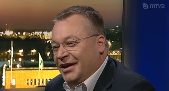 Stephen Elop on Why Nokia continues to pursue the US market despite limited success