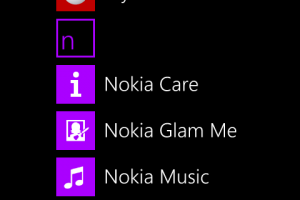 Nokia Glam Me now out for WP8