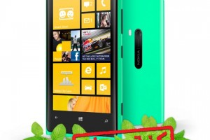 Any Love for a Mint Green Lumia 920?