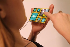 Lumia Locket – Live Tile Necklace with Windows Phone (April 1 from WP)