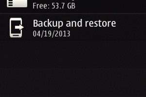 Uniquely Symbian: BUILT-IN File Manager: Files