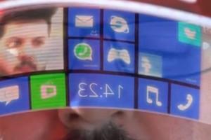 Video: Nokia Seidhr – Google Glass competitor in Metro style