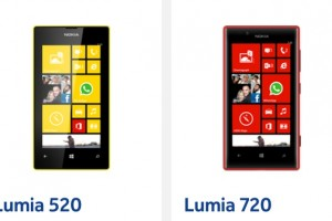 Nokia Lumia 720 and 520 launch in Italy (+520 unboxing and first impressions