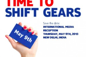 Nokia Global Announcement/Event in New Delhi, India, May 9th
