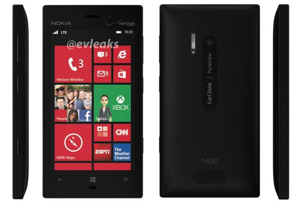Bloomberg says Nokia Lumia 928 for Verizon in the coming weeks – says it's metal
