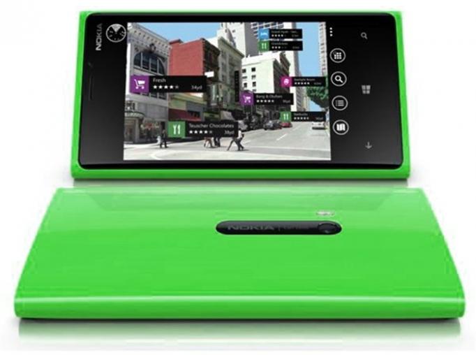 Green Lumia 920