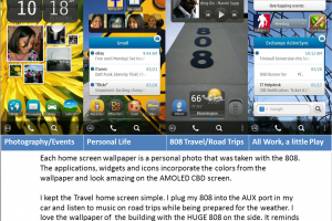 From Our Friends – Inspiration: Homescreen galleries across the AAS community!