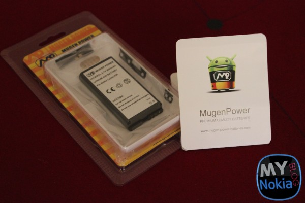 Mugen Saves the Day: How a 3600mAh battery helps at a Nokia launch event