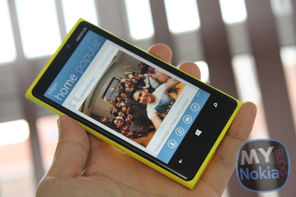 Rumour: Instagram coming as Lumia exclusive on June 26? (But we already have Instance so it's ok)